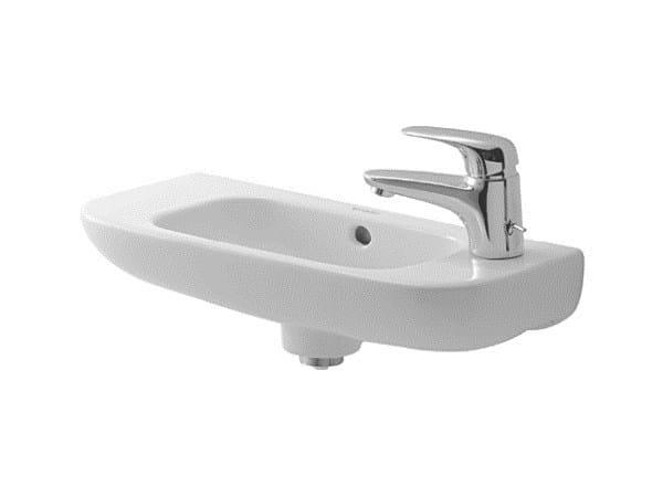 Ceramic handrinse basin D-CODE | Handrinse basin by Duravit