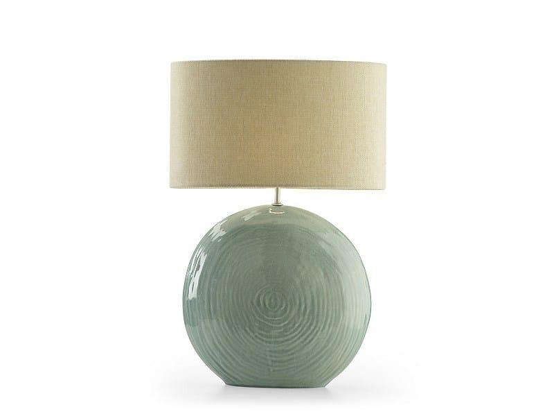 Ceramic table lamp ORUS | Table lamp by MARIONI