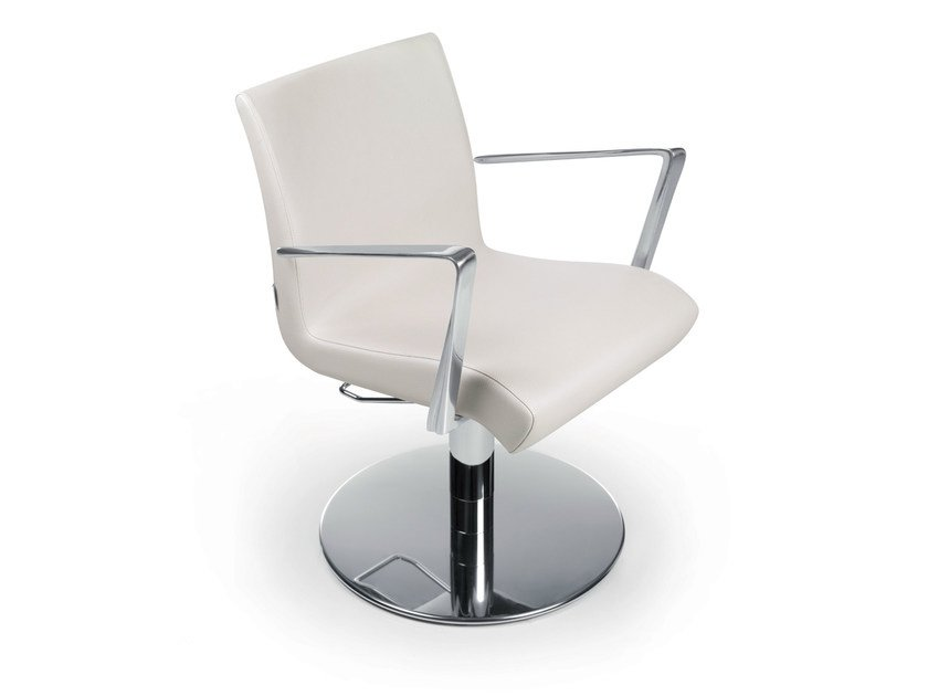 Hairdresser chair ALUOTIS ROTO by Gamma & Bross