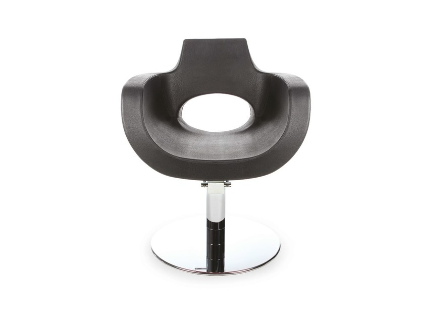 Hairdresser chair AUREOLE ANNIVERSARY by Gamma & Bross