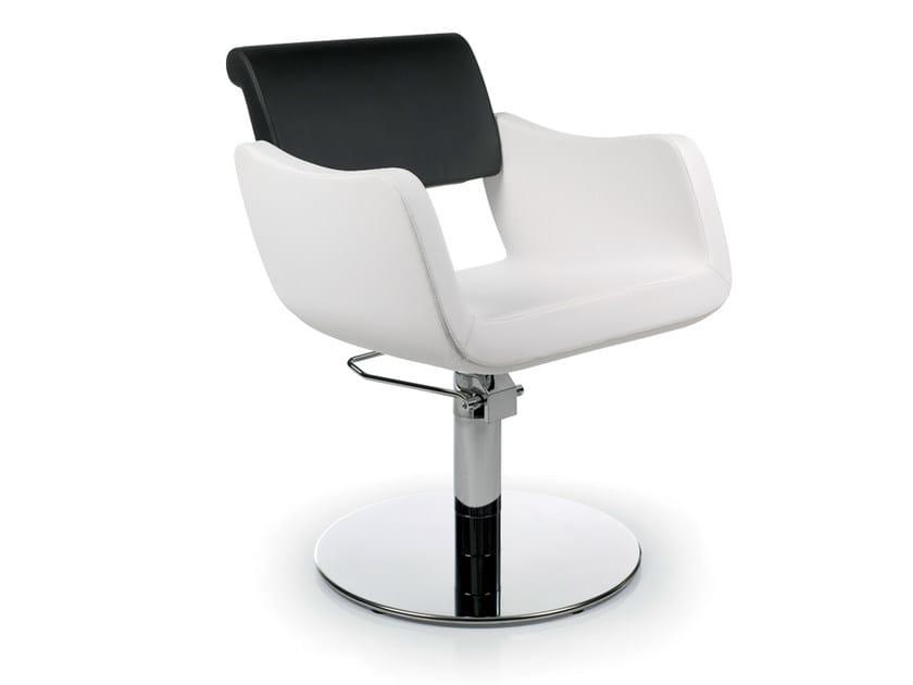 Hairdresser chair BABUSKA ROTO by Gamma & Bross