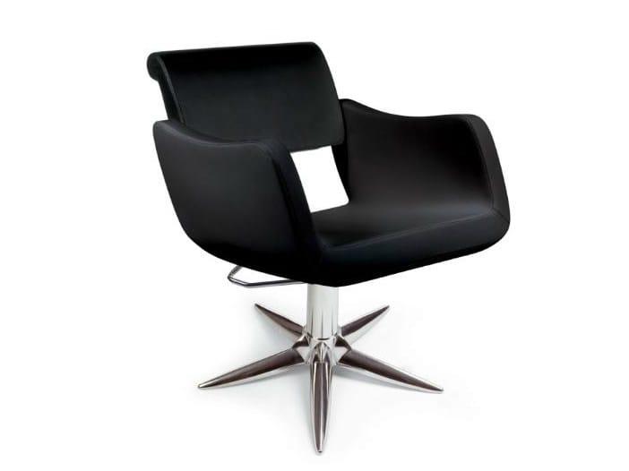 Hairdresser chair BABUSKA PARROT by Gamma & Bross