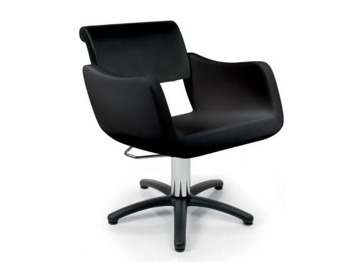 Hairdresser chair BABUSKA DIECI by Gamma & Bross