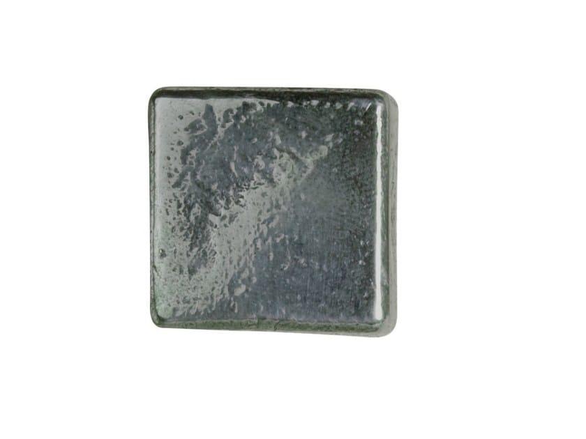 Metal Furniture knob PQ 25 | Furniture knob by Dauby