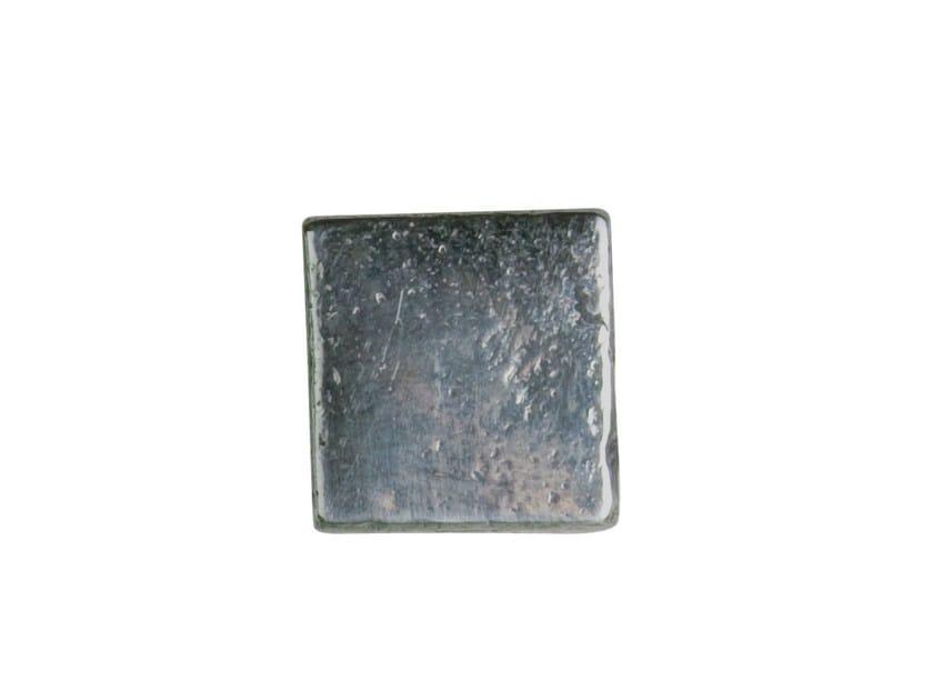 Metal Furniture knob PQ 20 | Furniture knob by Dauby