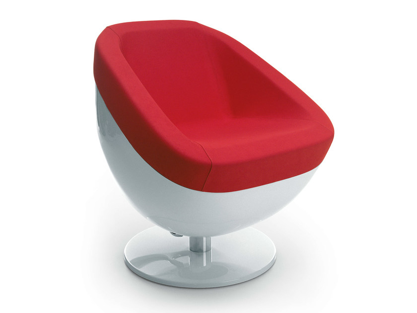 Hairdresser chair BUBBLE CHAIR by Gamma & Bross