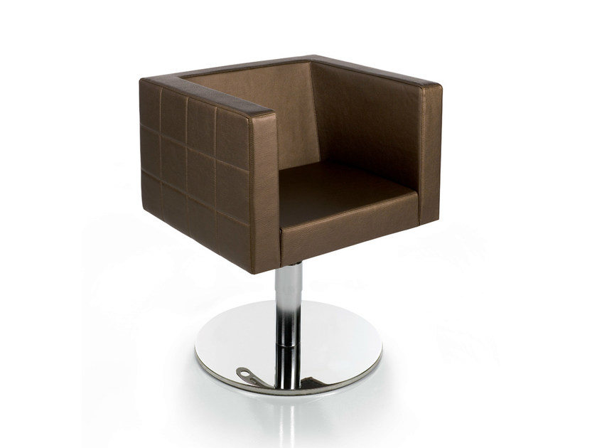 Hairdresser chair CAPDICE by Gamma & Bross