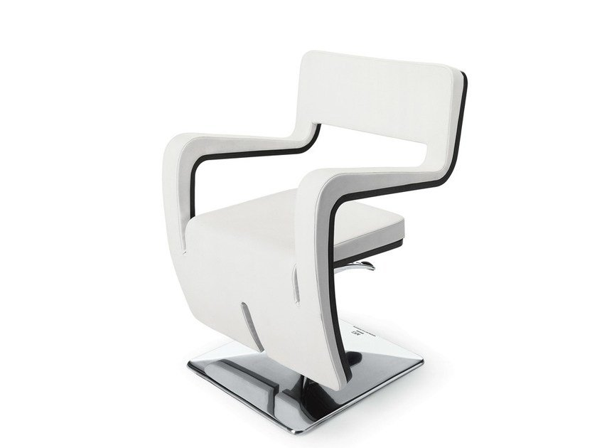 Hairdresser chair BLACK TSU by Gamma & Bross