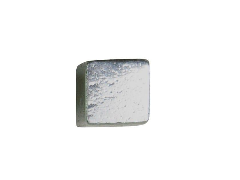 Metal Furniture knob PQ 15 | Furniture knob by Dauby