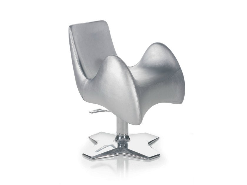Hairdresser chair FLOW CHAIR by Gamma & Bross
