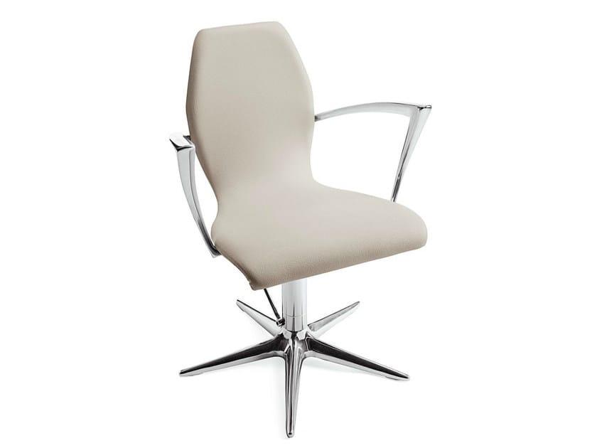 Hairdresser chair NIKE by Gamma & Bross