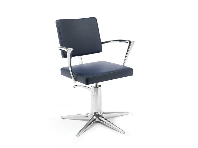 Hairdresser chair ONEIDA by Gamma & Bross