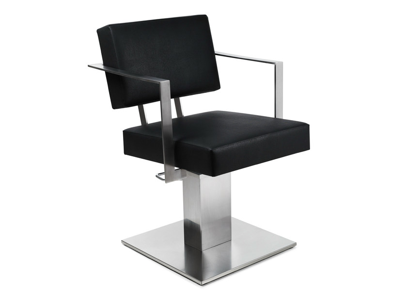 Hairdresser chair TIME LESS by Gamma & Bross