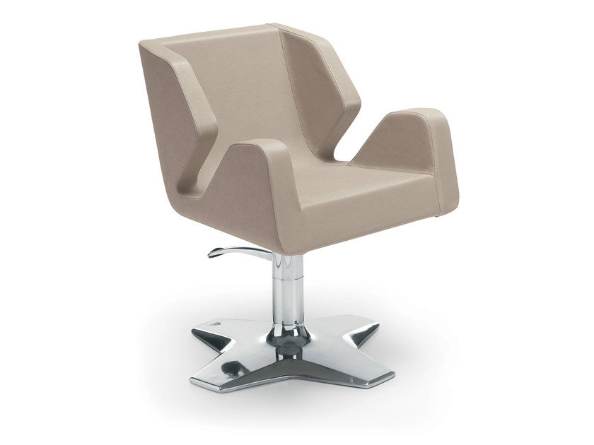 Hairdresser chair WING by Gamma & Bross