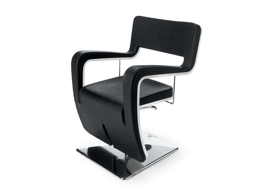Hairdresser chair TSU by Gamma & Bross