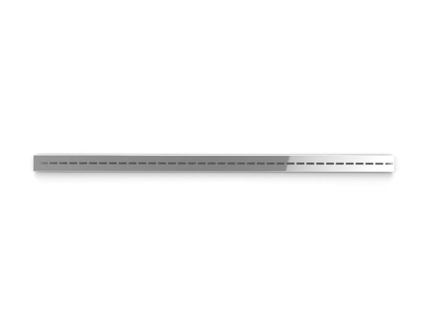 SINGLE LINE COVER - acciaio inox lucido AISI 304 DIN 1.4301