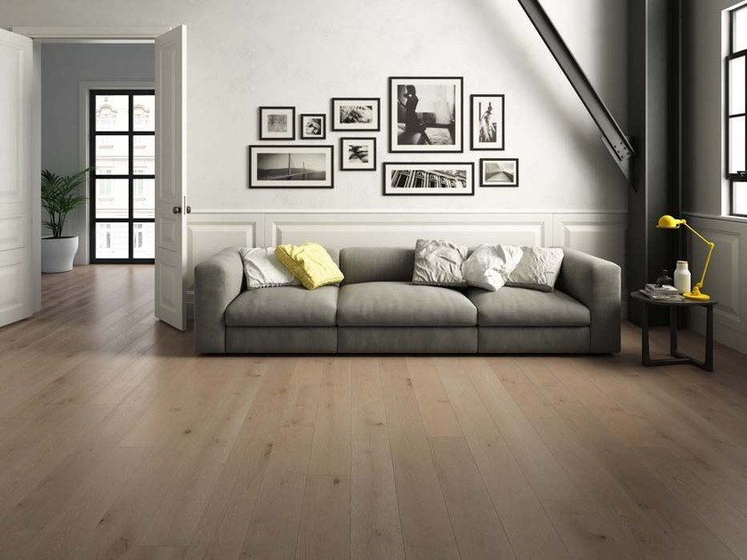 Oak parquet ONE ROVERE LOUIS by Woodco