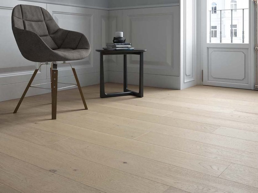 Oak parquet ONE ROVERE FRANK by Woodco