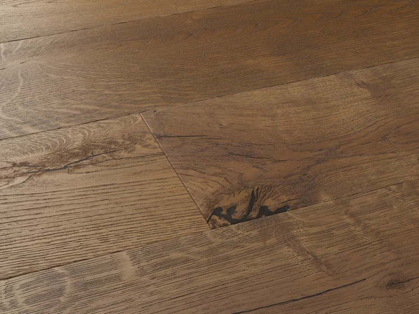 Oak parquet ONE ROVERE OSCAR by Woodco