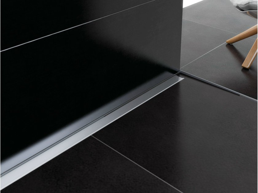 Stainless steel shower channel SMART DRAIN CLASSIC by PROFILPAS