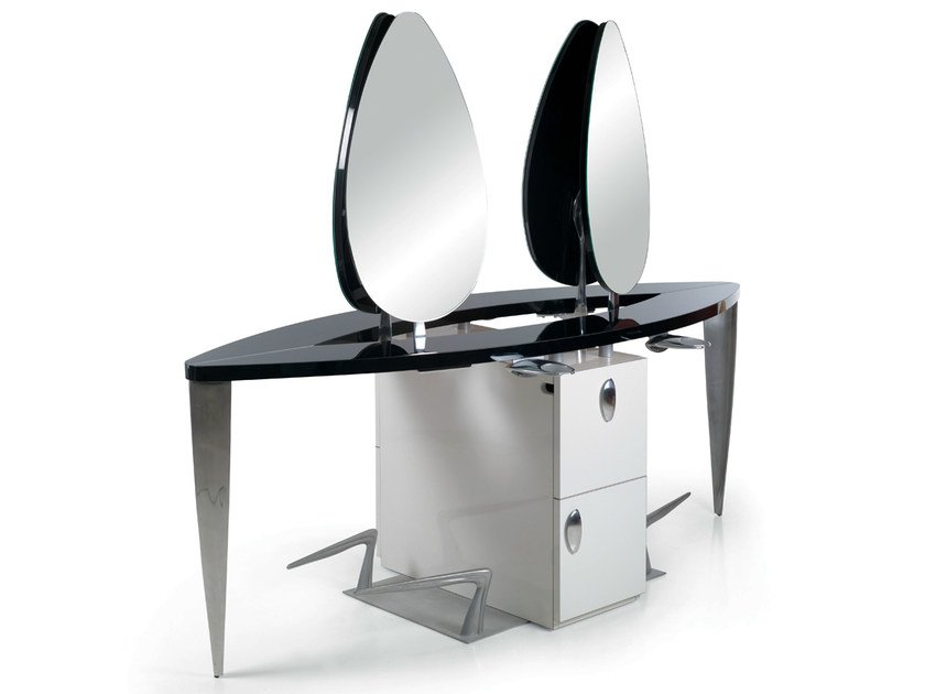Workstation for hairdresser EURIPIDES by Gamma & Bross