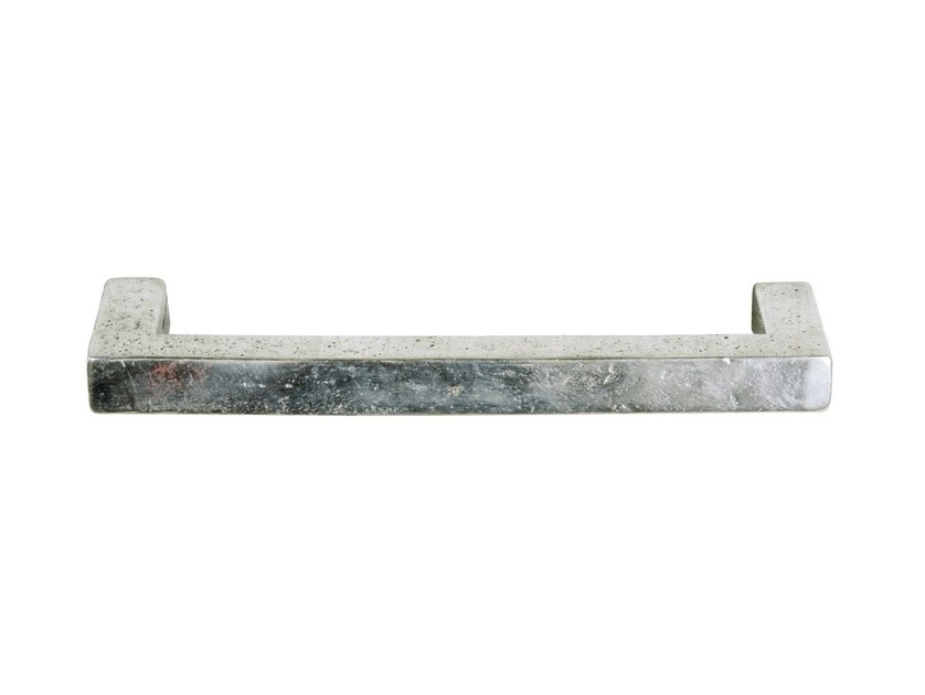 Metal Furniture Handle PMQ 128 | Furniture Handle by Dauby