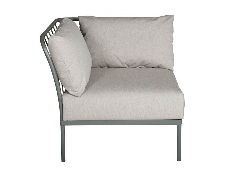 Corner sectional armchair CHELSEA | Corner armchair by Tectona