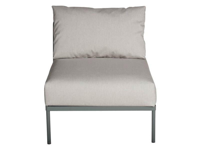 Sectional modular armchair CHELSEA | Sectional armchair by Tectona
