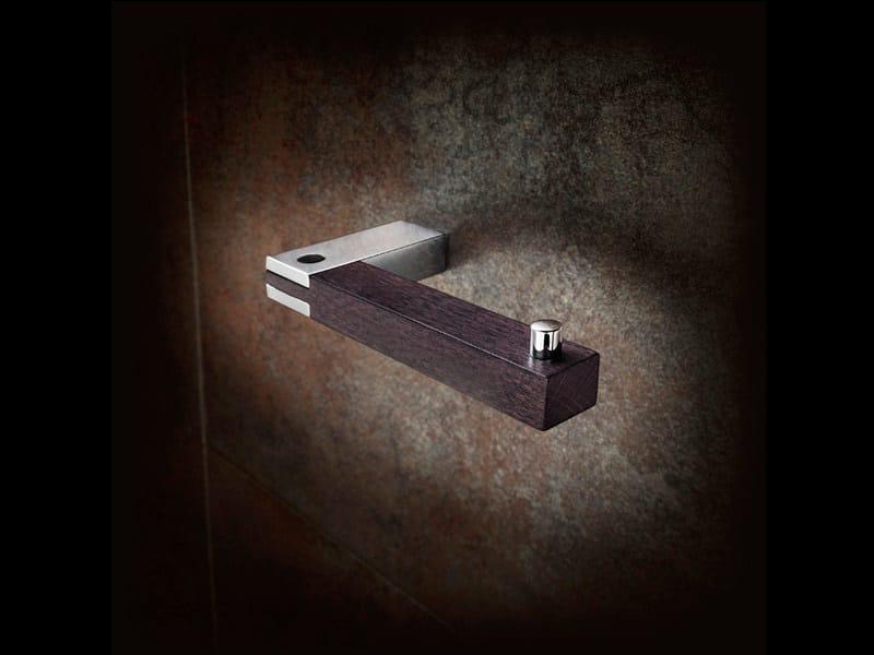 Toilet roll holder SINGLE | Toilet roll holder by ROCA SANITARIO
