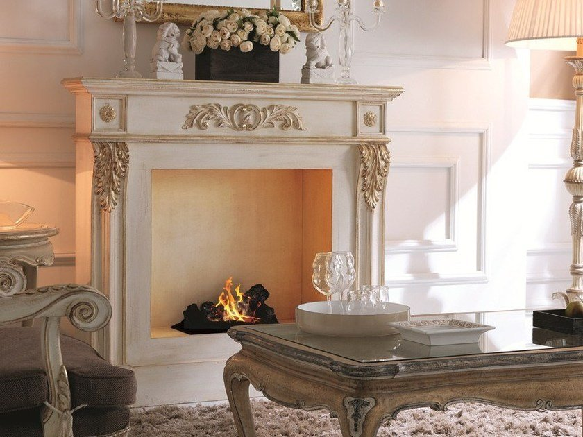 Classic style fireplace 75 | Classic style fireplace by Grifoni Silvano