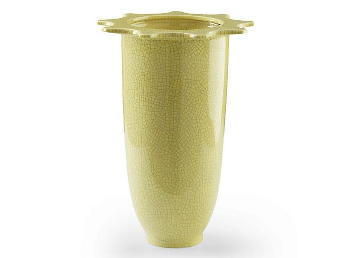 Ceramic vase BIKE | Vase by MARIONI