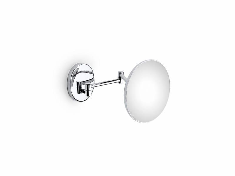 Round wall-mounted shaving mirror HOTEL'S 2.0 | Shaving mirror by ROCA SANITARIO