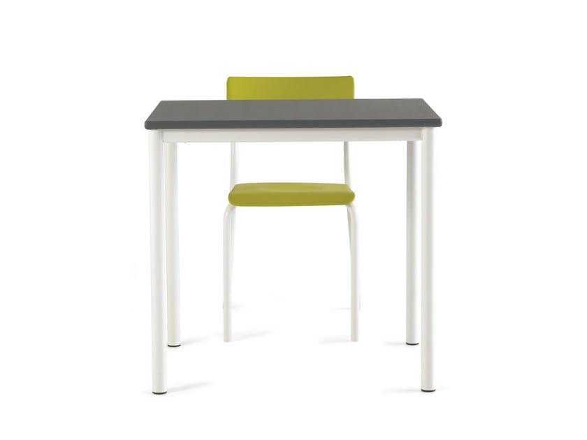 School desk SCHOOL   Bench desk by Lago