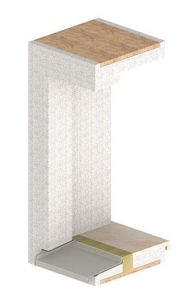 Sistema intradosso per finestre TRAV® FRAME by HELLA