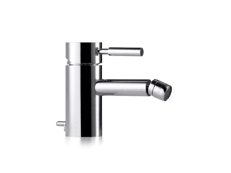 Single handle bidet mixer with swivel spout META.02 | Single handle bidet mixer by Dornbracht