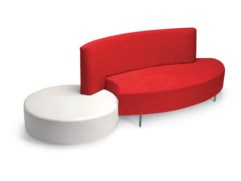 2 seater sofa SUNDIAL | 2 seater sofa by Gamma & Bross