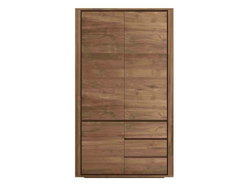Teak wardrobe TEAK SHADOW | Wardrobe by Ethnicraft