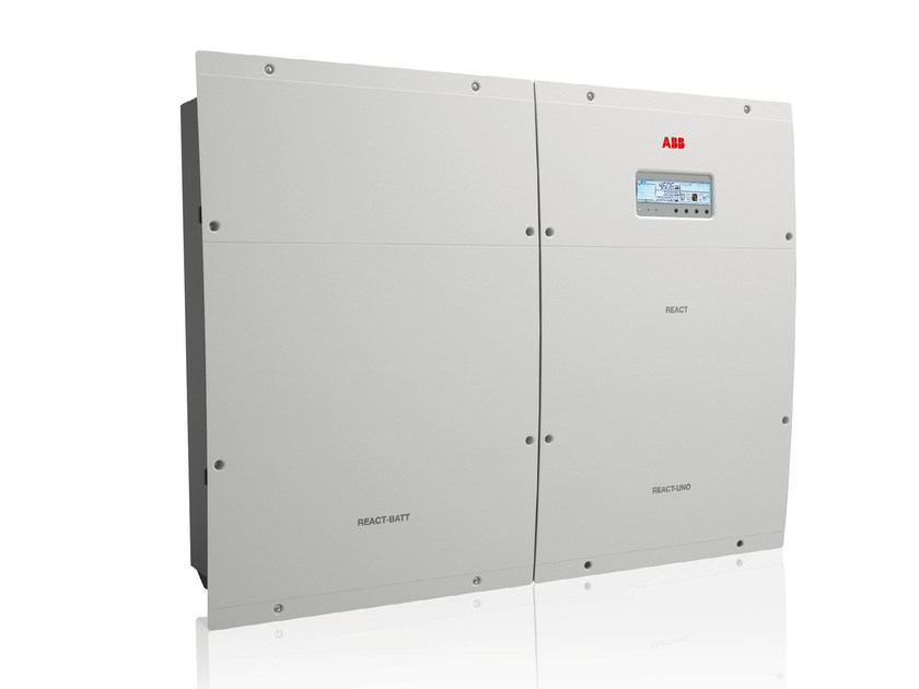 Inverter for photovoltaic system REACT-3.6/4.6-TL by ABB