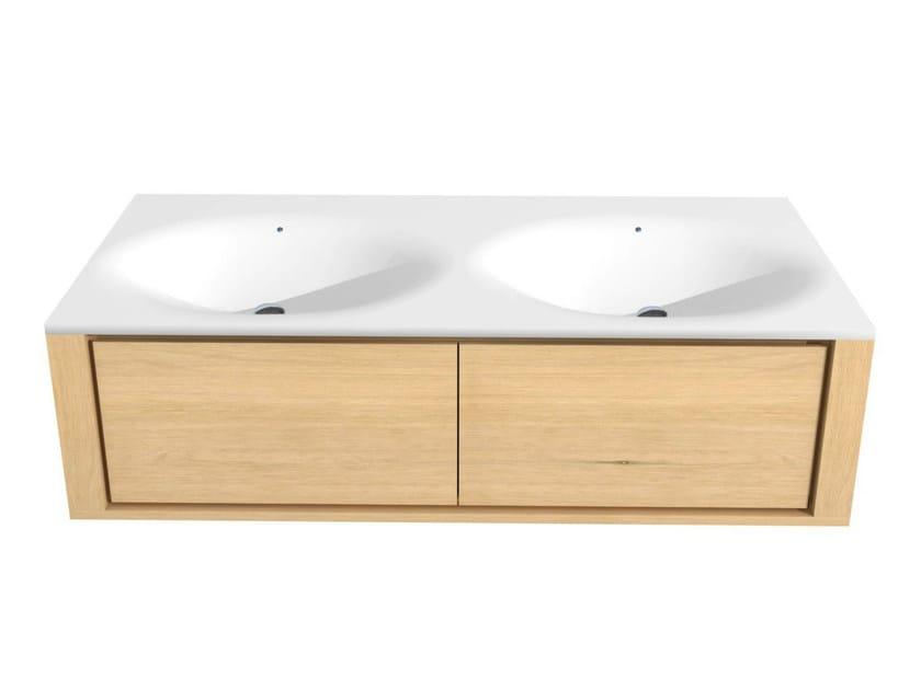 OAK QUALITIME | Mobile lavabo singolo