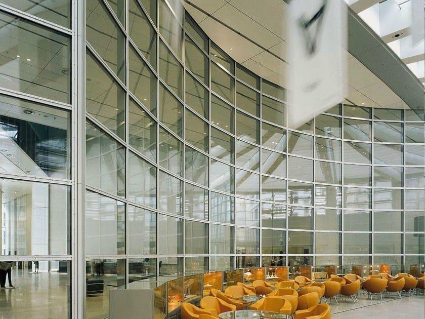 Security glass Pilkington Pyrodur® by PILKINGTON ITALIA