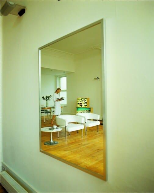 Glass / mirror Pilkington Optimirror™ Plus by PILKINGTON ITALIA