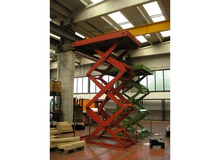Service lift ATX | Service lift by Armo