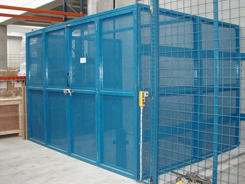Dock leveller Elevation Lift by Armo