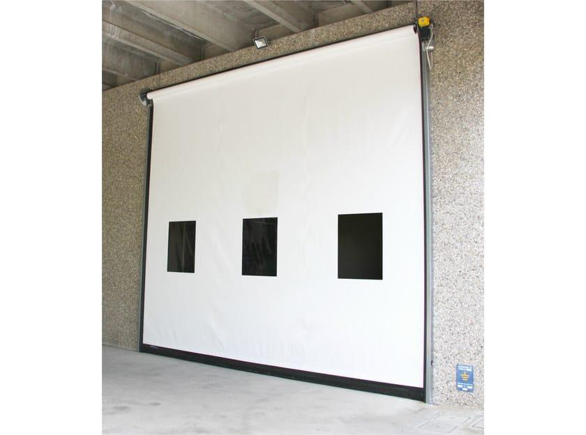 Motorised industrial door Porte e portoni ad arrotolamento rapido by Armo
