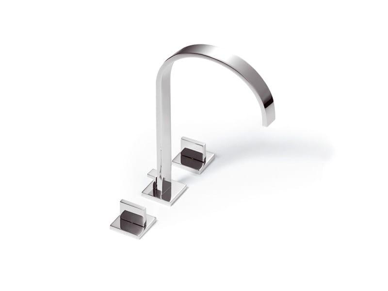 3 hole washbasin tap MEM | 3 hole washbasin tap by Dornbracht