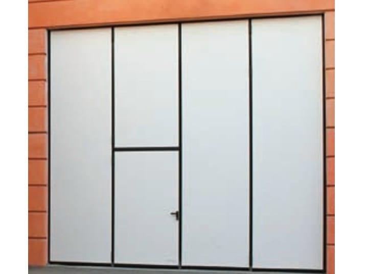 Industrial folding door Folding doors by Armo