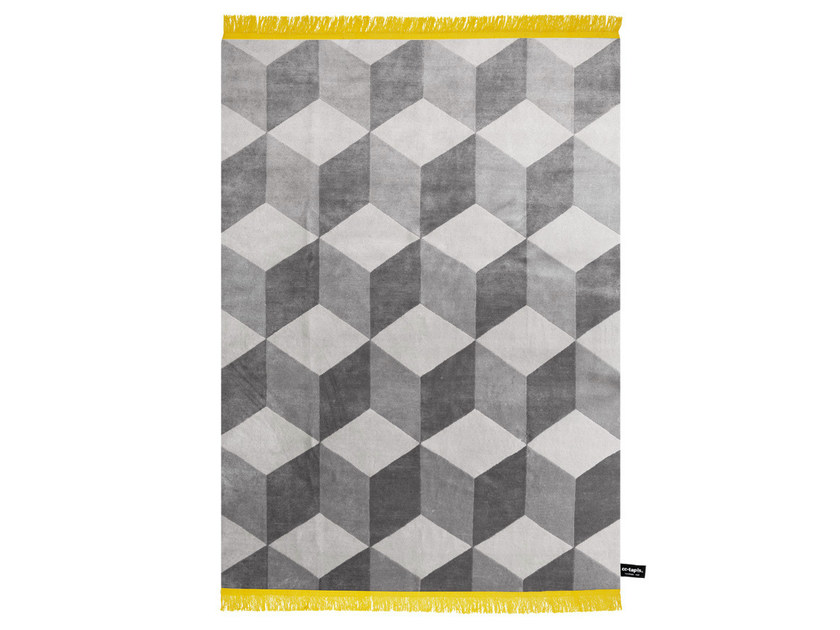 Handmade custom rug INFINI by cc-tapis