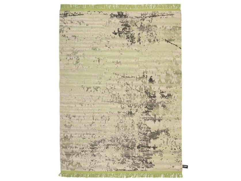 Handmade custom rug OLDIE LIGHT by cc-tapis