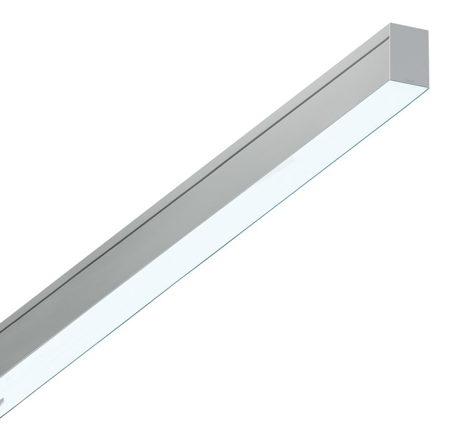 Fluorescent ceiling lamp IN90 by iGuzzini