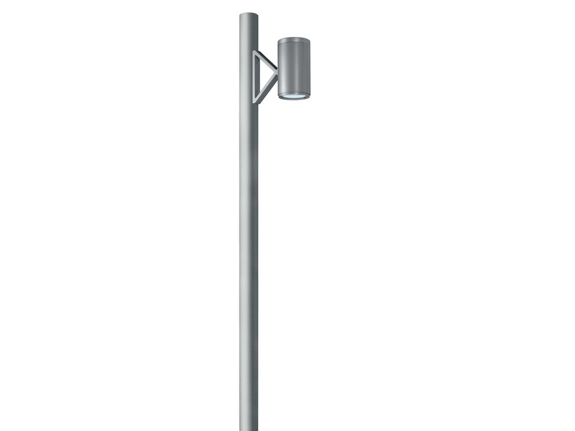 LED aluminium garden lamp post IROLL | Garden lamp post by iGuzzini